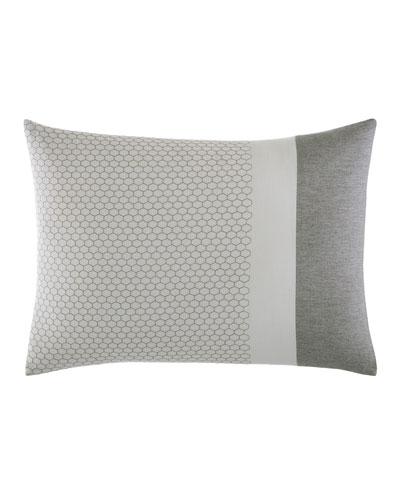 Honeycomb Decorative Pillow