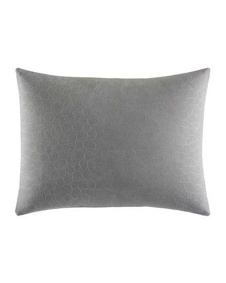"Vera Wang Bubble Pillow, 15"" x 20"""