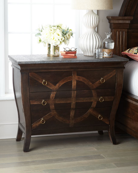 Cornelia Bedside Table