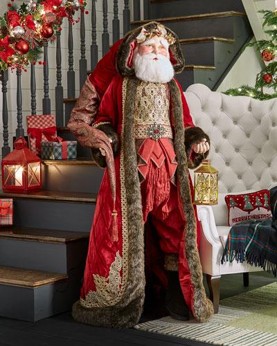 Holiday Cheer Santa Lifesize