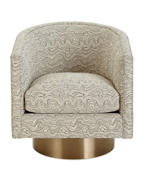 Roberta Swivel Chair