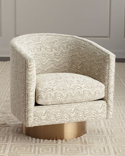 Roberta Swivel Chair