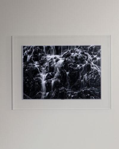 After The Crash Photography Print Framed Art