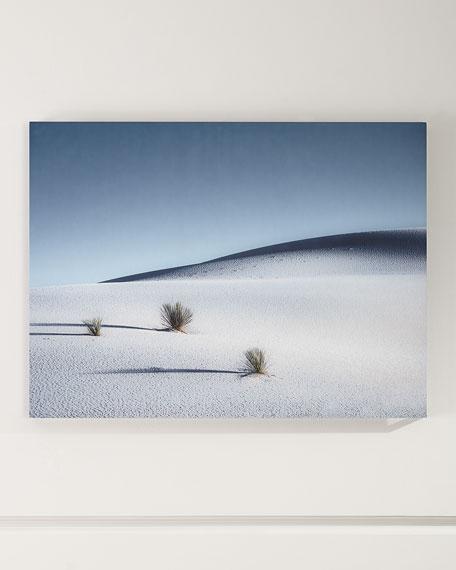 """Texas Road Trip"" Photography Art Print on HD Metal w/ Acrylic Backer"