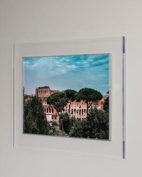 """The Colosseum"" Photography Print Framed Handmade Art"