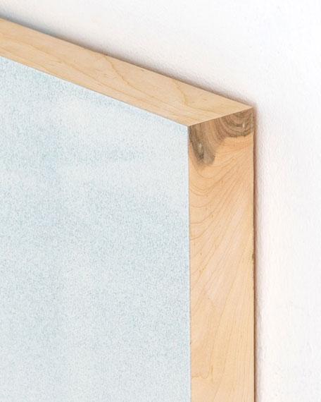 "Four Hands Art Studio ""Heidelberg, Germany"" Photography Print on Maple Box Framed Wall Art"