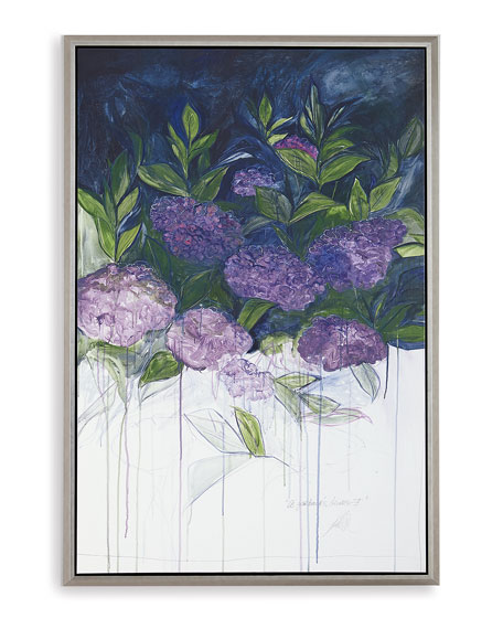 "Image 2 of 3: ""A Gardeners Dream I"" Giclee Wall Art"