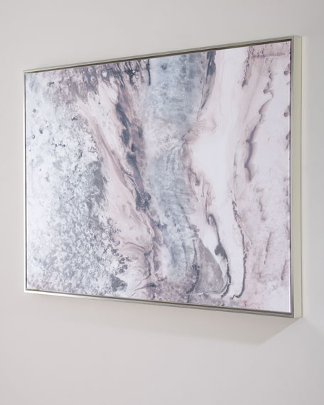 "Image 2 of 2: ""Neutral Layers II"" Giclee Wall Art"
