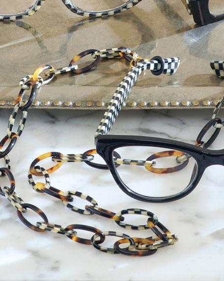 MacKenzie-Childs Courtly Check Eyeglasses Chain