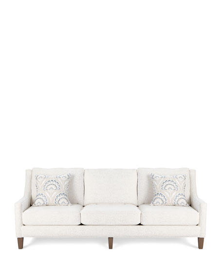 Massoud Phoebe Sofa 94""