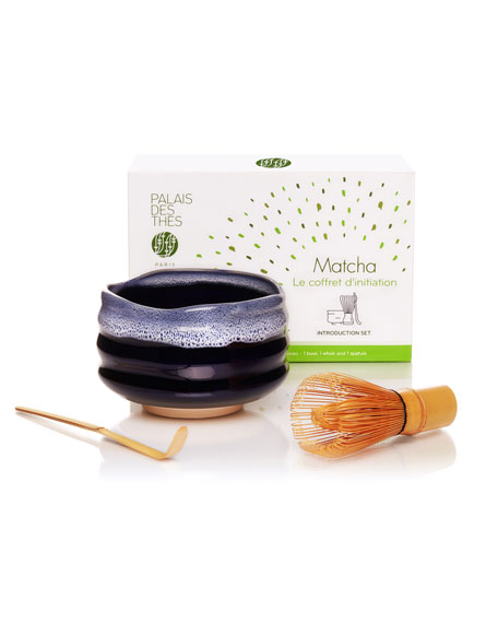 Image 1 of 2: Matcha Tea Introduction Gift Set
