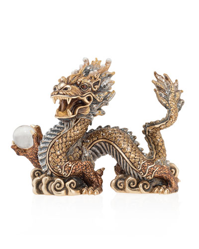 Imperial Dragon Figurine
