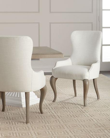 Pair of Eleri Dining Arm Chairs