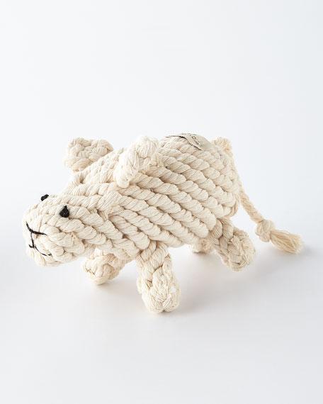 Max-Bone Sheep Rope Dog Toy