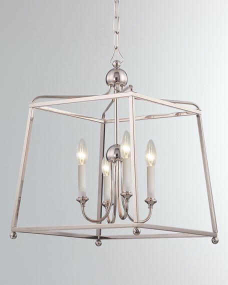 Sylvan 4-Light Chandelier