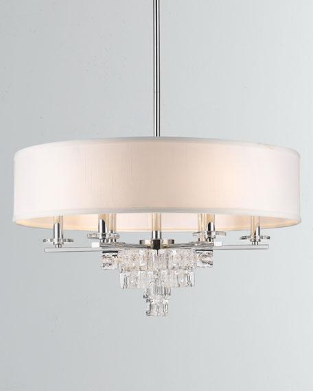 Addison 6-Light Polished Chrome Chandelier