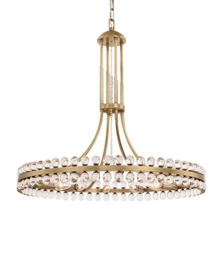 Crystorama Clover 8-Light Chandelier
