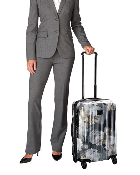 V3 International Expandable Carry-On Luggage