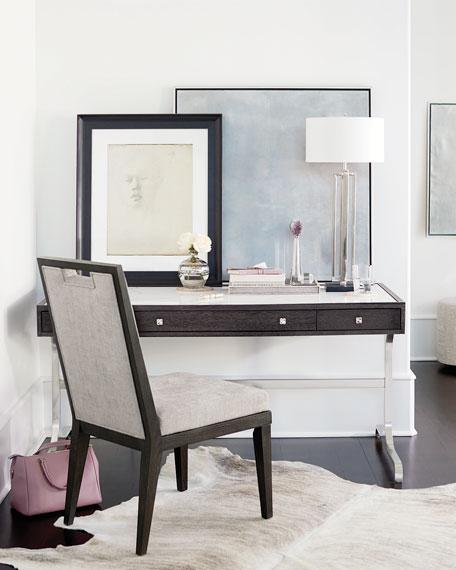Decorage Marble-Top Desk