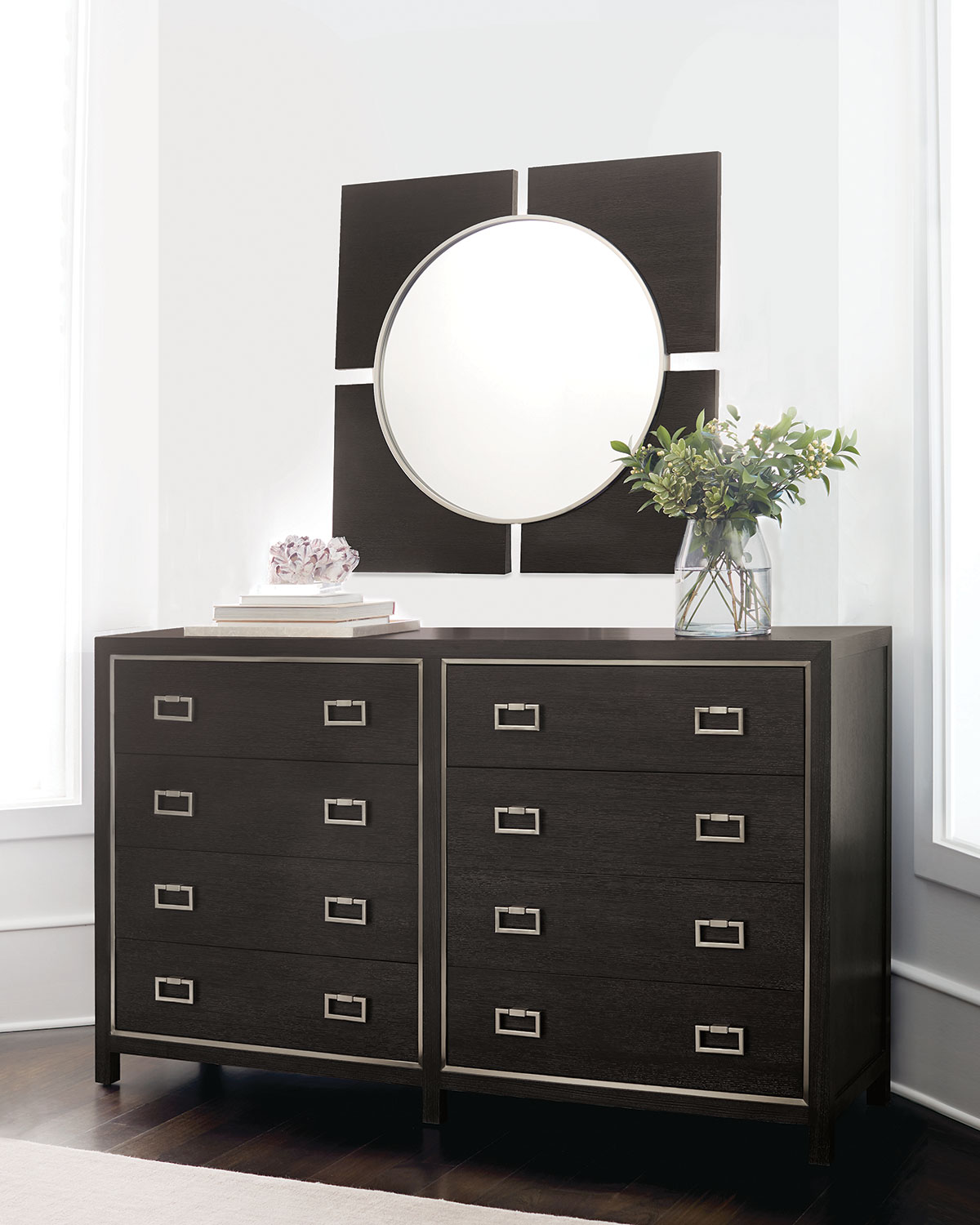 Decorage Tall 8 Drawer Dresser