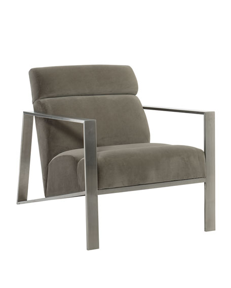 Marco Channel Tufted Lounge Chair