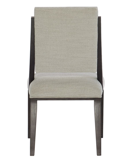 Bernhardt Decorage Curved Back Dining Side Chair