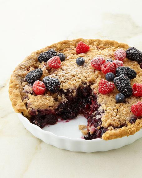 Tootie Pie Company Triple Berry Pie