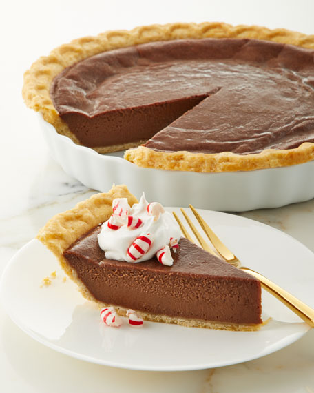 Tootie Pie Company Peppermint Chocolate Pie