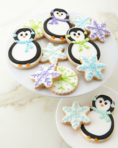 Penguin Cookie Collection