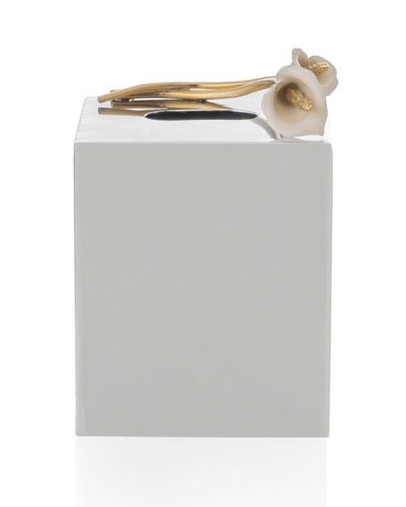 Michael Aram Calla Lily Tissue Box Holder