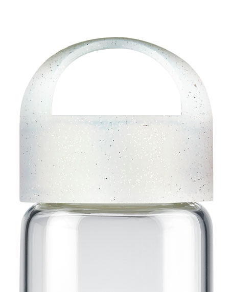 Gem Water by VitaJuwel Limited Edition Diamond White Silicone Carrying Loop