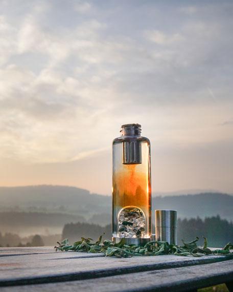Gem Water by VitaJuwel Tea Strainer Infuser