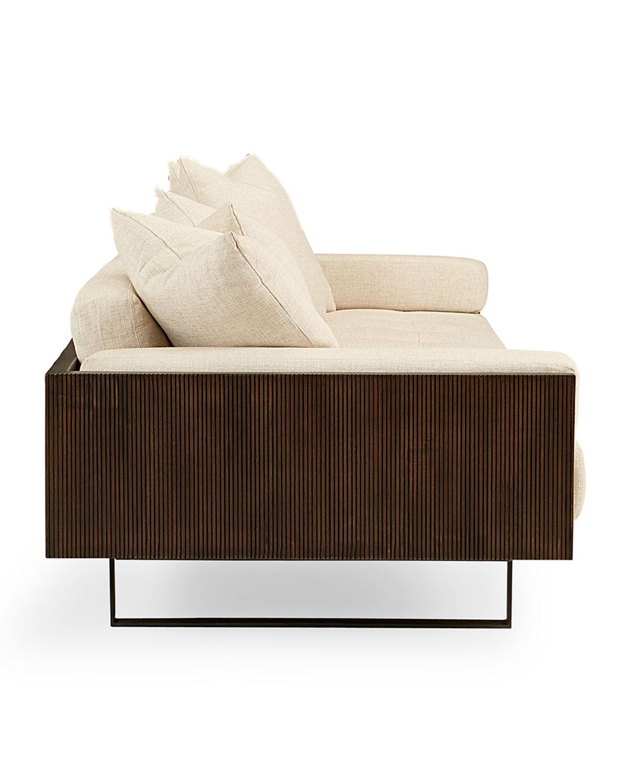 Preston Modern Tufted Sofa 99\