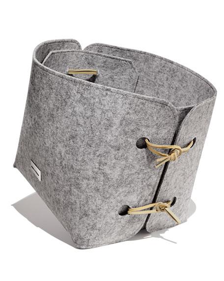 Felt Toy Basket