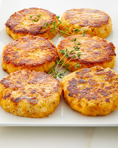 Cauliflower Cakes, Set of 6