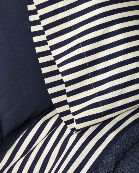 Ralph Lauren Home Camron Striped California King Fitted Sheet