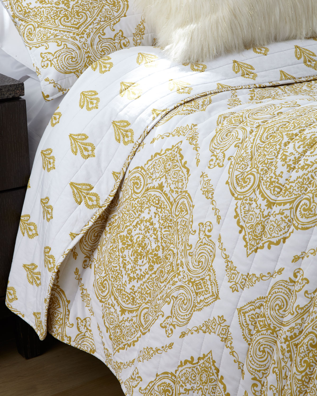 Design Source Eliza 3-Piece Full/Queen Quilt Set