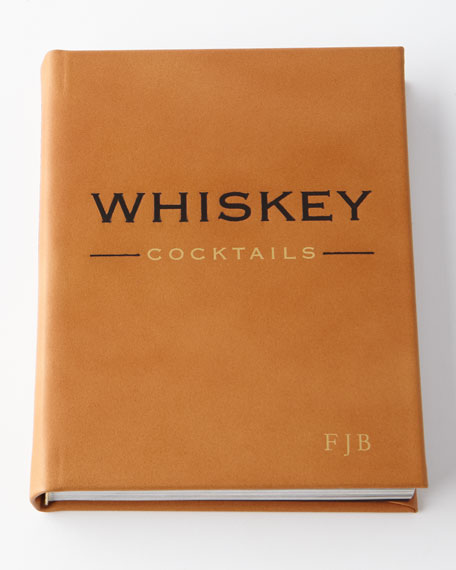 Graphic Image Whiskey Cocktails Book
