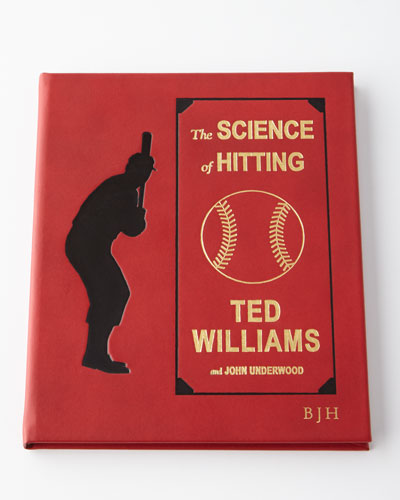 The Science of Hitting Book by Ted Williams and John Underwood