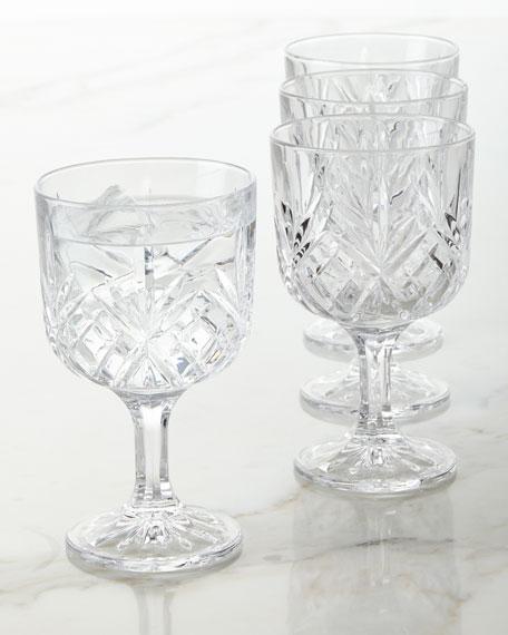 Godinger Dublin Gin Glasses, Set of 4
