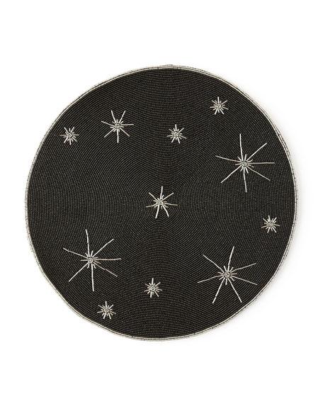 Joanna Buchanan Beaded Star Placemat