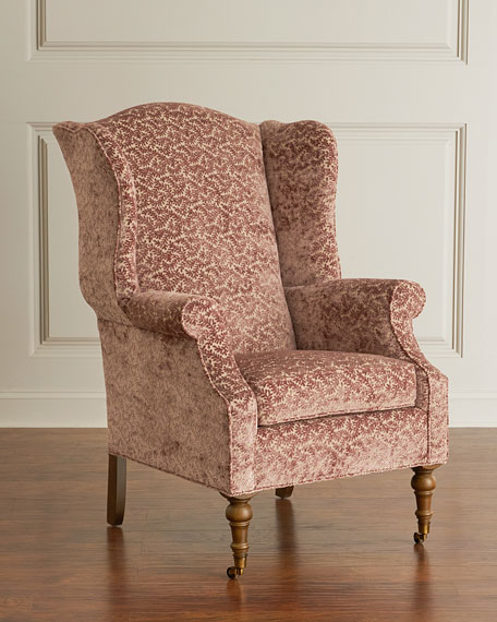 Beverly Rose Wing Chair