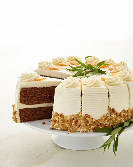 Annie Pie's Bakery Old Fashion Carrot Cake
