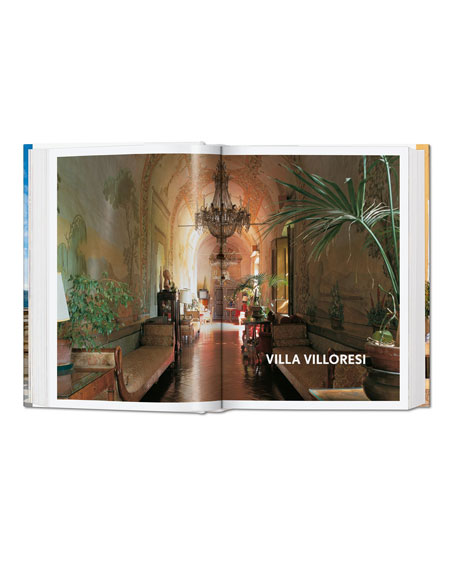 """Taschen """"Living in Tuscany"""" Book"""