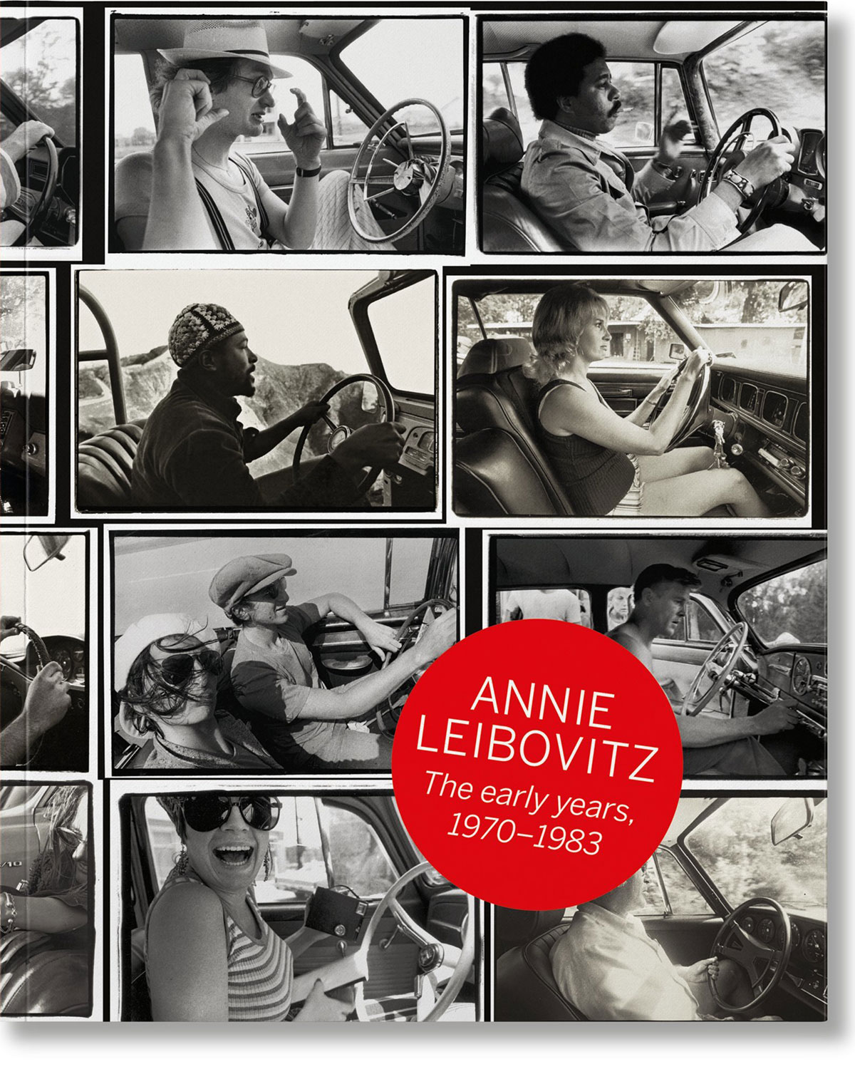 """Annie Leibovitz: The Early Years, 1970 1983"" Book by Taschen"