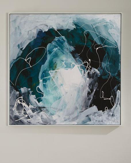 "John-Richard Collection ""Mother of Pearl"" Wall Art by Caroline Watson"