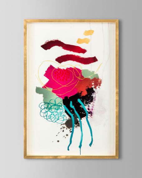 "John-Richard Collection ""Animation I"" Giclee Art by Jamie Hollis"