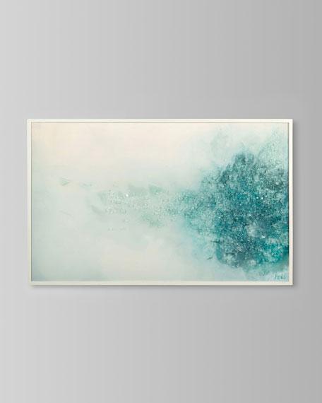 "John-Richard Collection ""Cerulean Vapor"" Giclee Art by Mary Hongs"