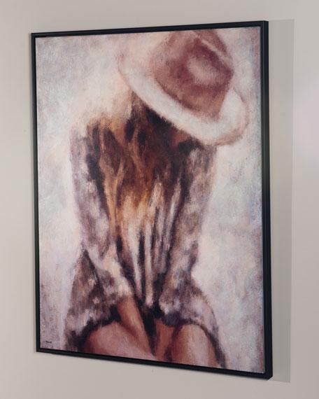 "RFA Fine Art ""Body Language"" Giclee on Canvas Wall Art by Nava Lundy"
