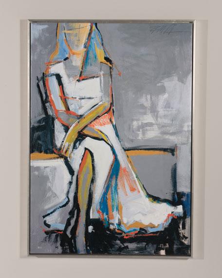 """RFA Fine Art """"The Girl Next Door II"""" Giclee Art"""